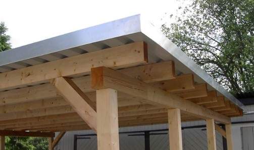 Carports vord cher for Carport detail